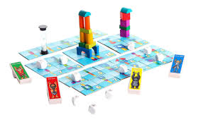 Купить <b>настольная игра Bondibon вдребезги</b>, 29,5x29,5x7 см ...