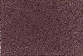 <b>Коврик для ванной WasserKRAFT</b> Vils, цвет: коричневый, 75 х 45 ...