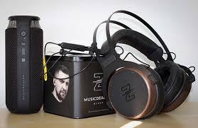 «Уши» от Басты: обзор линейки <b>MusicDealer</b> бренда Z