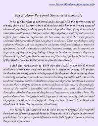 good psychology personal statement examples http        good psychology personal statement examples http     personalstatementsample net good