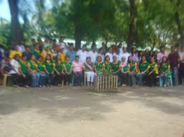 tnhs in action adto na diri barangay tinagacan by reyian c mr isidro d salanio tnhs faculty and staff president did the teacher s response the program was graced by barangay kagawads j salanio e