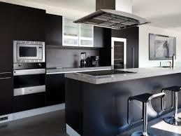 Black White Kitchen Designs Interior Ideas Beautiful Black And White Kitchen Design With