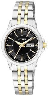 Наручные <b>часы CITIZEN EQ0608</b>-<b>55EE</b> — купить по выгодной ...