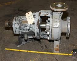 Pump <b>3X</b> 2-7/60 Durco Centrifugal Pump, <b>316 Ss</b> in Louisville, KY ...