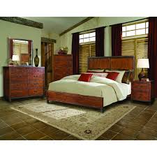 ireland bedroom furniture white lovely dark brown wooden bed and dresser by kathy ireland furniture on