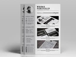 ya resume letter portfolio on behance portfolio style 2
