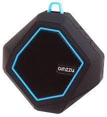 Портативная акустика <b>Ginzzu GM</b>-<b>871B</b> — купить по выгодной ...