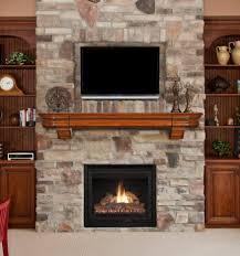 tv fireplace ideas home