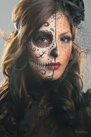 dia de los muertos makeup google search