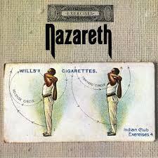 <b>NAZARETH Exercises</b> (remastered) vinyl at Juno Records.