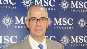 noticias de cruceros transportes , Venta directa Pullmantur Nautalia MSC Cruceros Emiliano González Costa Cruceros , El director general de MSC Cruceros, ... - emiliano-gonzalez-msc-cruceros