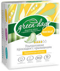 купить средства <b>гигиены GreenDay Прокладки</b> жен Ultra Normal ...