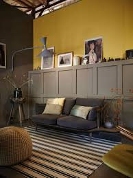 Warm Living Room Colors How To Decorate With Duluxs Colour Of The Year Cherished Gold
