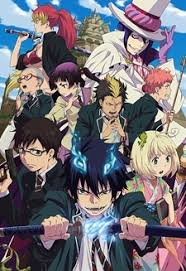 Ao no Exorcist 19 PL HD