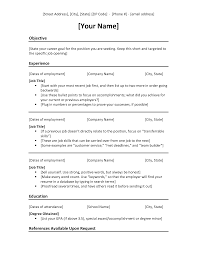 best photos of chronological resume template chronological resume template