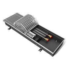 Внутрипольный <b>конвектор TECHNO</b> Vent KVZV <b>250-85-1000</b> ...
