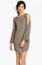 buy this.. Lush Split Sleeve <b>Chiffon</b> Shift <b>Dress</b> (<b>Juniors</b>) available at ...
