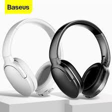 <b>Baseus D02 Pro</b> Bluetooth Headphone Portable Earphone ...
