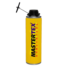 Очиститель <b>монтажной пены MASTERTEX 500 мл</b> купить ...