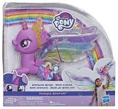 Купить <b>Фигурка Hasbro My Little</b> Pony Искорка с радужными ...