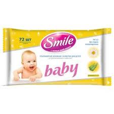 Влажные <b>салфетки Smile Baby</b> | Отзывы покупателей