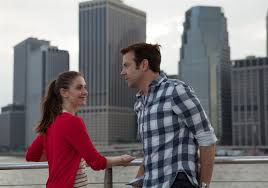 movie review a r tic touching film about sex addiction lainey alison brie and jake jason sudeikis meet years after their college 1 movie review