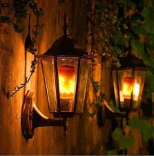 <b>LED</b> Flame Effect Light Bulb With <b>Gravity Sensing</b> Effect ...