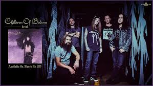 <b>Children Of Bodom</b> - Official Website