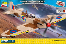 <b>Конструктор Supermarine Spitfire</b> Mk. IX