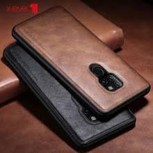 Кожаный <b>чехол X-Level для Huawei</b> Mate 30 Mate 20 P40 P30 P20 ...