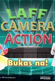 Laff Camera Action July 09, 2016 GMA Tv Teleserye