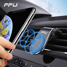 <b>FPU Car Phone Holder</b> For Phone In Car Mobile Support Magnetic ...