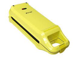 <b>Вафельница Kitfort</b> КТ-<b>1611</b>, желтый — купить в интернет ...
