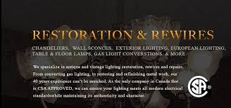 Turn of the Century <b>Lighting</b> | <b>Antique</b>, <b>Vintage</b> and Custom <b>Lighting</b> ...