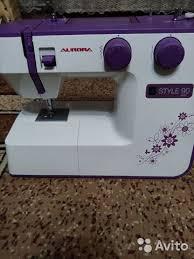 <b>Швейная машинка Aurora Style</b> 90 купить в Алтайском крае на ...