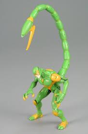Action figure:<b>Scorpion</b> action figure — Google Arts & Culture