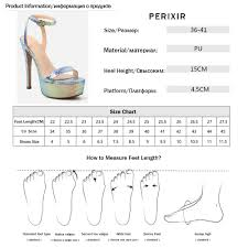 2019 <b>Perixir Women High Heels</b> Summer Gladiator Sandals ...