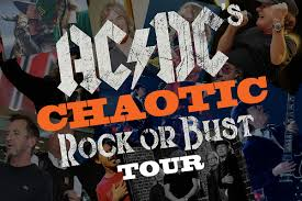 24 Chaotic Moments From <b>AC</b>/<b>DC's</b> '<b>Rock or</b> Bust' Tour