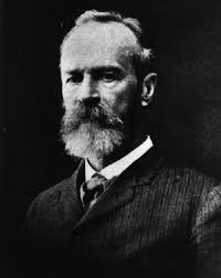 """photo of William James. """"The attitude of unhappiness is not only painful, it is mean and ugly. What can be more - william-james"""