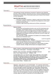 nursery manager cv example  busy bees day nursery     manchester    featured cv    s