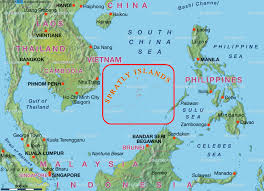 Image result for airstrip in the Spratly Islands
