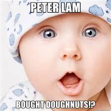 shocked baby   Meme Generator via Relatably.com