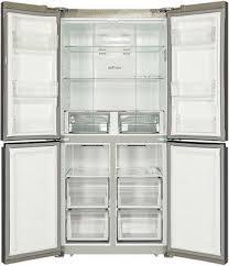Многокамерный <b>холодильник Hiberg RFQ-490DX NFXq</b> купить в ...