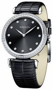 Купить Наручные <b>часы SOKOLOV</b> 106.30.00.001.07.01.2 по ...