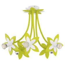 Подвесная <b>люстра Nowodvorski Flowers</b> Green <b>6901</b> — купить в ...