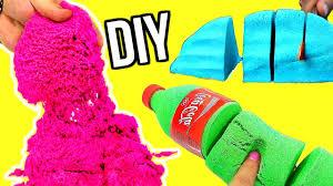 DIY KINETIC <b>SAND</b>! Crazy <b>Sand</b>! - YouTube