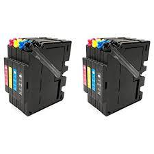 4 Pack <b>RICOH</b> GC41 <b>ink cartridge</b> For SG3110DNw SG 3110DN ...