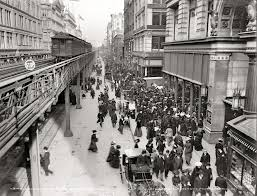 the year that cars took the roads away from pedestrians in a new essay for collectors weekly hunter oatman stanford and peter norton author of fighting traffic examine the history of the automobile in america
