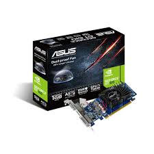 Купить GT610-1GD3-L <b>Видеокарта Asus</b> nVidia <b>GeForce GT</b> 610 ...