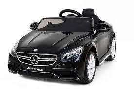 <b>Радиоуправляемый детский электромобиль</b> Mercedes-Benz S63 ...